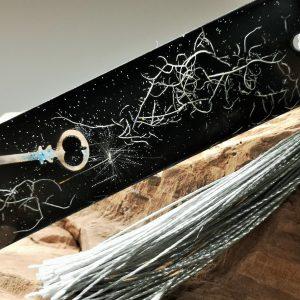 resin bookmark
